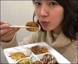吉岡里帆の驚愕!欅坂46ファンよりも木久蔵ラーメンって何?
