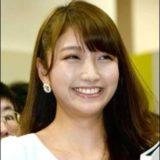 三田友梨佳アナの画像