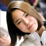 高梨沙羅の化粧した顔画像