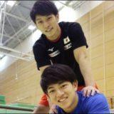 谷川翔の兄の画像