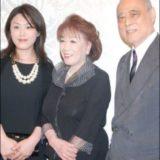 津川雅彦と娘の画像