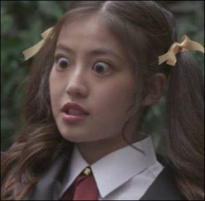 今田美桜の花のち晴れの目がでかい画像