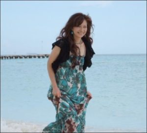 鈴木香里武(カリブ)の母親すずきかなこの画像