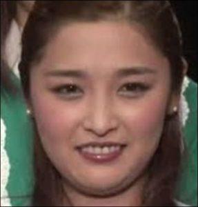 石川梨華の太った劣化画像
