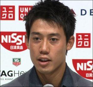 藤澤恵麻の旦那に似ている錦織圭選手の画像