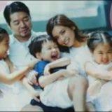 滝沢眞規子と子供の画像