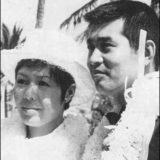 渡哲也と嫁の画像