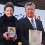 梅宮辰夫の嫁・クラウディアの画像