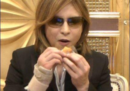 YOSHIKI 2019年格付けの煎餅(お菓子)のメーカーや名前は何?