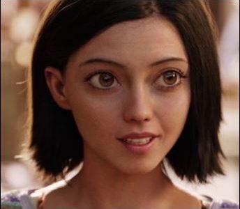 アリータの目が大きい&目が怖い!目がでかくなった理由は?