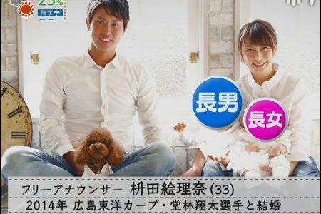 枡田絵理奈の子供の名前や顔画像は?現在の仕事(2019)は?