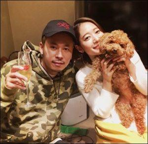 DJ HALと妹の吉田明世アナの画像