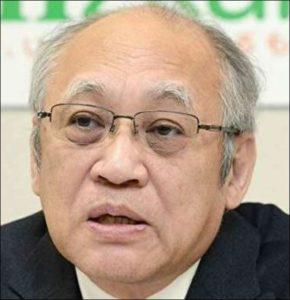 ミツカンの会長中埜和英氏の画像