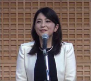 田村真子の母親田村圭子の画像