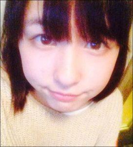 飯窪春菜の妹の画像