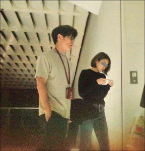 藤森慎吾とブラジル人ハーフのナオミの画像