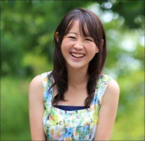 若林有子アナウンサーの画像