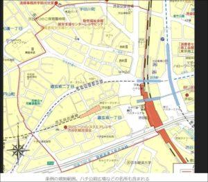 渋谷ハロウィン路上飲酒禁止地域