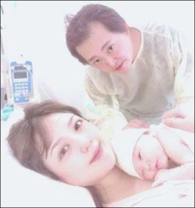 高橋祐也と内縁の妻:元・乃木坂46大和里菜の画像