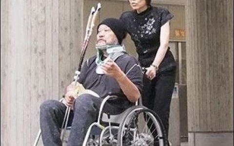 西田敏行が歩けない!?車椅子はガセネタだが過去の病気で膝を傷めてる?