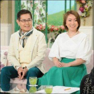 加藤茶と加藤綾菜の画像