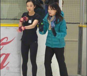 濱田美栄コーチの顔画像!娘や夫の詳細は?現役時代の画像がかわいい?