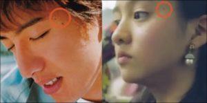 Kokiとキムタクの比較画像