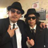 田代まさしと息子タツヤの画像