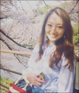 田口淳之介の姉まりえの画像